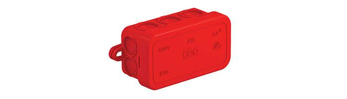 2000003 Kırmızı Kapaklı Sıva Üstü Buat