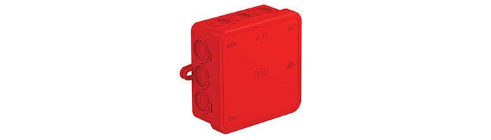 2000164 Kırmızı Kapaklı Sıva Üstü Buat