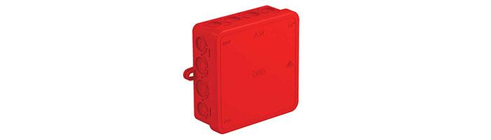 2000386 Kırmızı Kapaklı Sıva Üstü Buat