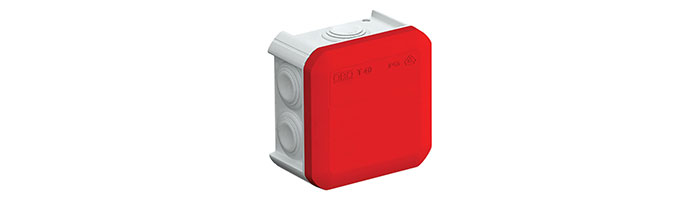 2007630 Kırmızı Kapaklı Sıva Üstü Buat