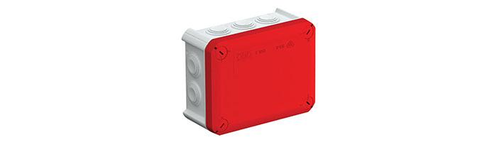 2007644 Kırmızı Kapaklı Sıva Üstü Buat