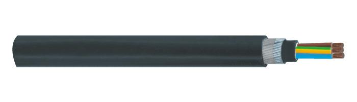 2XRH / 2XR(A)H Alçak Gerilim Enerji Kablosu