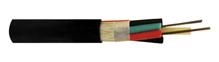 A/I-DQ(ZN)H / LSOH Kılıflı, Zırhsız Çok Tüp Fiberoptik Kablo