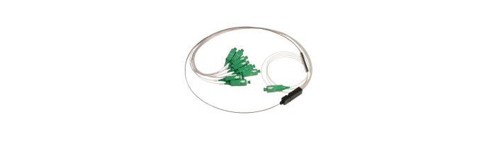 AC005-06 PLC Splitters Fiberoptik Kablo Aksesuarı