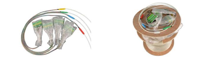 AC031-01 Pre-Connectorised Optical Riser Cable - Full Fiberoptik Kablo Aksesuarı