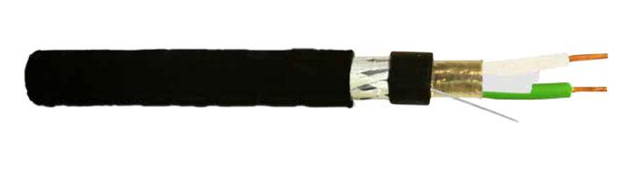 CanBus / Li-09YS(St)C11Y 2 X 0.35 mm² LSOH Endüstriyel Haberleşme Kablosu