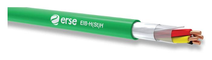 EIB-H(St)H Zayıf Akım Veri İletişim Kablosu