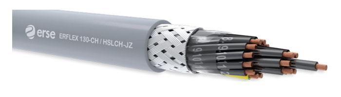 ERFLEX 130-CH / HSLCH Zayıf Akım Kumanda Kablosu