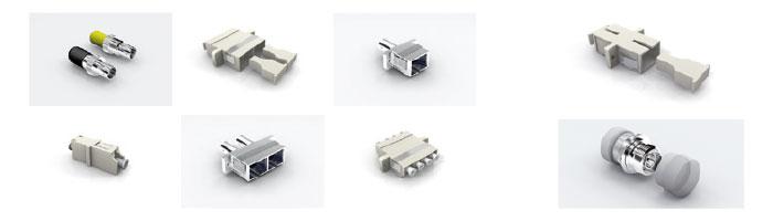 Fibre Adaptors Fiberoptik Kablo Aksesuarları