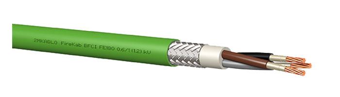 FireKab BFCI FE180 0.6 / 1 (1.2) kV Gemi ve Yat Sabit Tesisat Kablosu