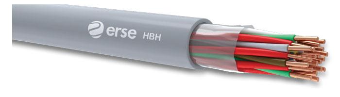 HBH & HBH-K Zayıf Akım Haberleşme Kablosu