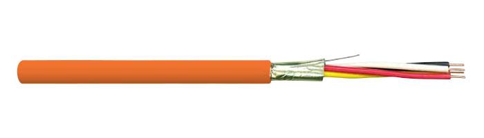 JE-H(ST)H FE 180 PH 120 Yangına Dayanıklı Sinyal İletişim Kablosu