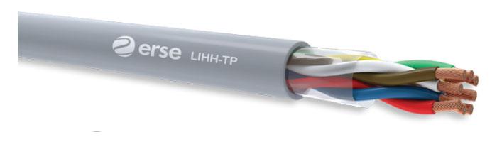 LIHH-TP Zayıf Akım Sinyal Kontrol Kablosu