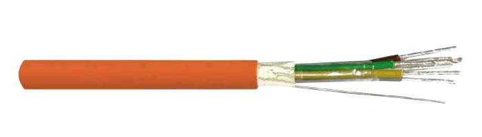 LiH(St)H FE 180 Yangına Dayanıklı Sinyal İletişim Kablosu