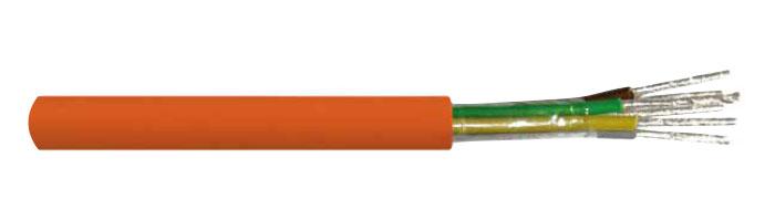 LiHH FE 180 PH 120 Yangına Dayanıklı Sinyal ve Bilgi İletişim Kablosu