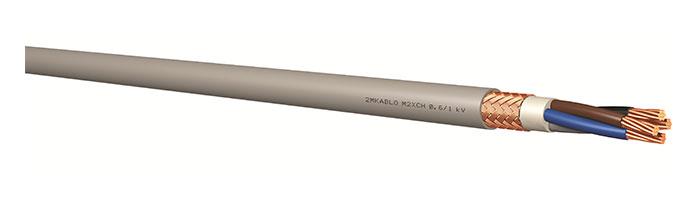 M2XCH 0,6 / 1 kV Gemi ve Yat Haberleşme Kontrol Kablosu