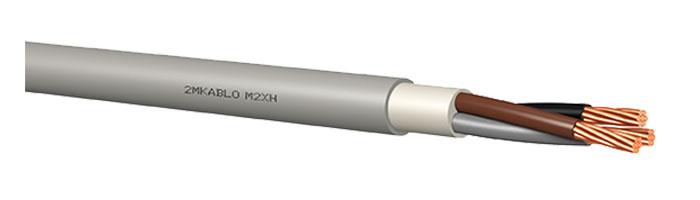 M2XH 0.6 / 1 kV Gemi ve Yat Haberleşme Kontrol Kablosu