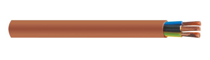 N2GMH2G Lastik Yalıtkanlı Kablo