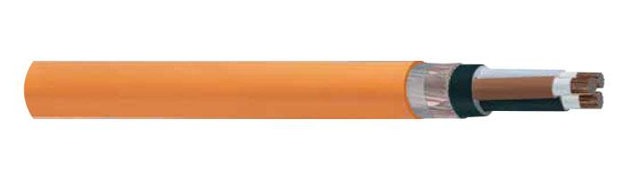 N2XCH FE 180 Yangına Dayanıklı Kumanda Kablosu