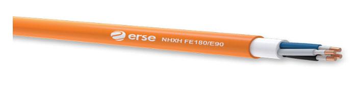 NHXH FE180/E90 Zayıf Akım Yangına Dayanıklı Kablo
