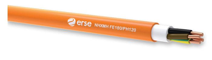 NHXMH FE 180/PH120 Zayıf Akım Yangına Dayanıklı Kablo