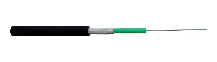 OFC UT NM FE 120 PH 120 ANNEX E PH 30 / LSOH Kılıflı, Zırhsız Tek Tüp Yangına Dayanıklı Fiberoptik Kablo