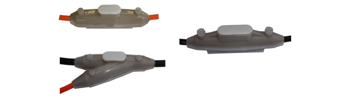OP026-07 Resin Filled Joints Fiberoptik Kablo Aksesuarı