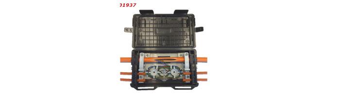 OP055-05 TBE-I4 ST Tapping Box 4 Drops Sandtight Fiberoptik Kablo Ek Kutu