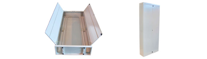 RA008-04 Monobloc Main Rack ODF Çatı