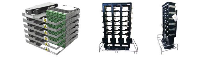 RA012-01 ODF Flex Rack ODF Çatı