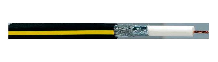 RG 11 / AL 4 LSOH Uydu Anten Bağlantı Kablosu