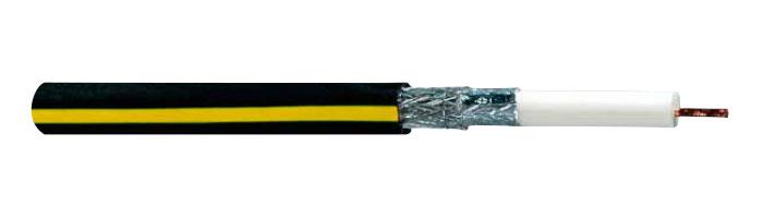 RG 6 / AL 4 LSOH Uydu Anten Bağlantı Kablosu