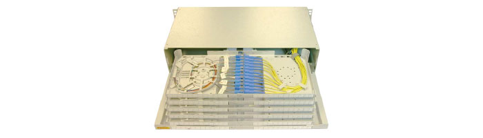 RM011-08 Sliding Sub-Rack Splicing & Patching ODF Çekmece