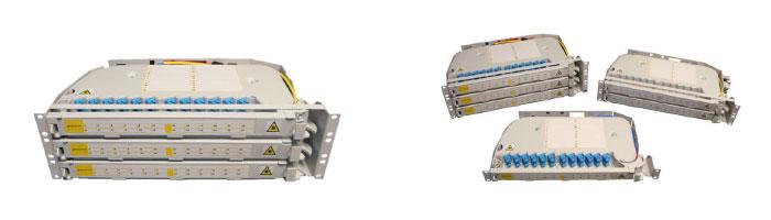 RM015-07 SRS3000 Distribution Sub Rack ODF Çekmece