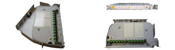 RM025-04 SRS3000 MPO MTP Shelf ODF Çekmece