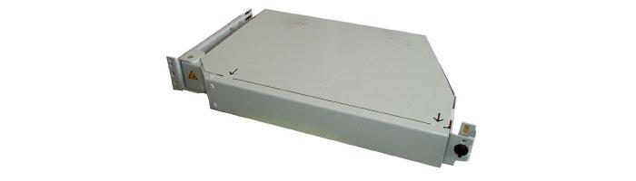 RM030-01 MOE96 1,5U – 96 S Pivoting Shelf ODF Çekmece