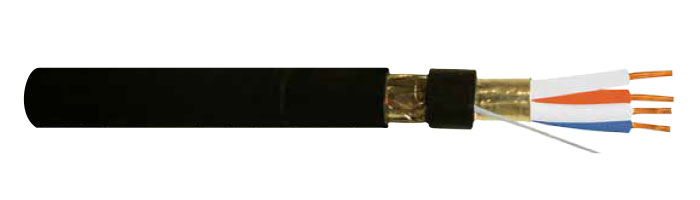 RS 485 AWG 24/7 1 Pair & 2 Pair Endüstriyel Haberleşme Kablosu