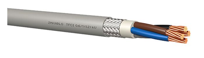 TFCI 0.6 / 1 (1.2) kV Gemi ve Yat Sabit Tesisat Kablosu
