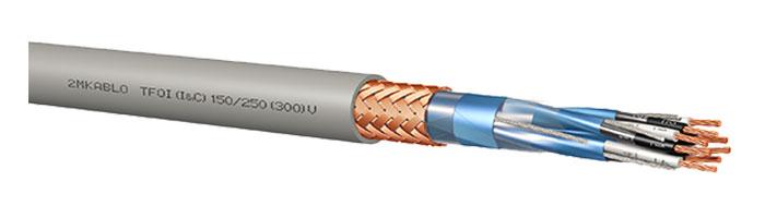 TFOI ( I&C ) 150 / 250 (300) V Gemi ve Yat Haberleşme Kontrol Kablosu