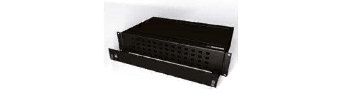 "UC CAOF PM ME 2U 2U 19"" Distribution Fixed-Type Panel, Empty Fiberoptik Kablo Aksesuarı"