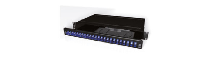"UC CAOF PM SO ME 1U 1U 19"" Distribution Sliding-Type Panel,Empty Fiberoptik Kablo Aksesuarı"