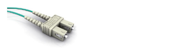 UC COM3 PC Duplex 50/125 OM3 Patch Cords Fiberoptik Kablo Aksesuarları