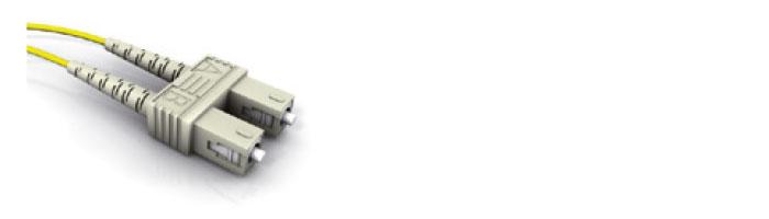 UC COS2 PC Duplex 9/125 OS2 Patchcords Fiberoptik Kablo Aksesuarları