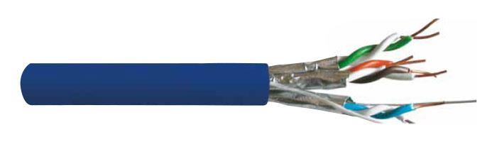 UC400 S23 CAT.6 U/FTP PVC / LSOH Bakır Data Lan Kablosu
