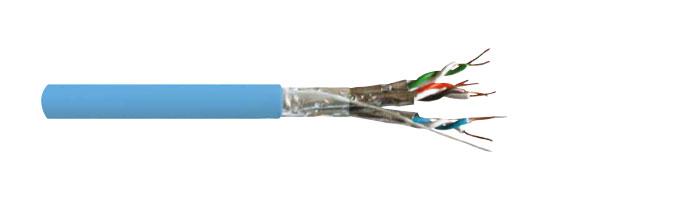 UC500 S23 CAT.6A U/FTP LSOH Bakır Data Lan Kablosu