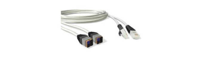 Ucconnect Patchcord 4P 1 GbE / 10 GbE Ethernet Ekranlı Kablo ve Aksesuarları