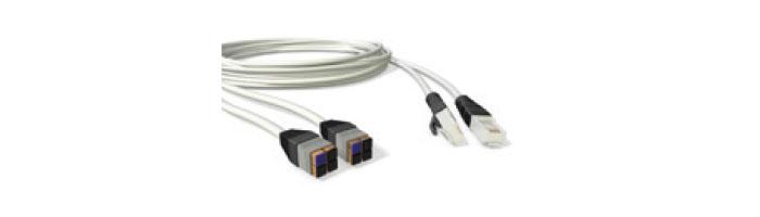 Ucconnect Patchcord 4P 6.4. Patch Cat8.2 – Cat8.2, 40GbE Ethernet Ekranlı Kablo ve Aksesuarları