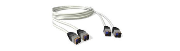 Ucconnect Patchcord 4P Cat8.2 – Cat8.2, 1/10GbE Ethernet Ekranlı Kablo ve Aksesuarları