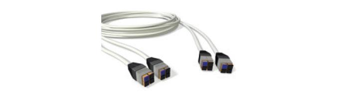 Ucconnect Patchcord 4P Cat8.2 – Cat8.2, 1/40GbE Ethernet Ekranlı Kablo ve Aksesuarları