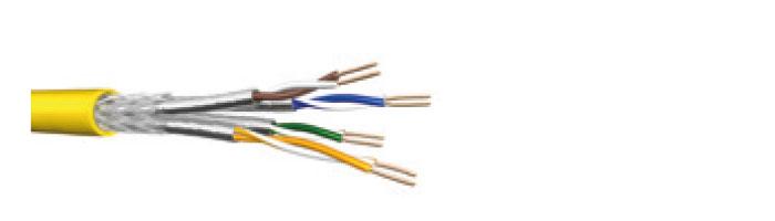Ucfuture Compact22 Cat8.2 S/FTP 2000MHz Ekranlı Kablo ve Aksesuarları